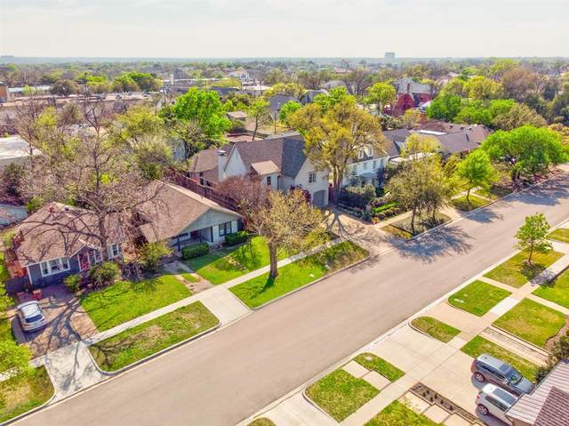 4813 Dexter Avenue, Fort Worth, TX 76107 (MLS #14638410) :: Real Estate By Design