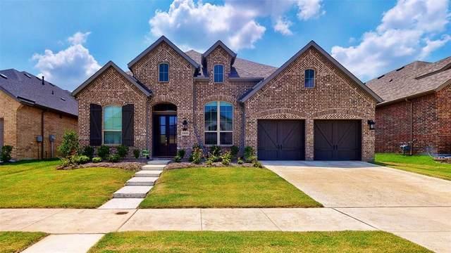 1109 10th Street, Argyle, TX 76226 (MLS #14638411) :: Real Estate By Design