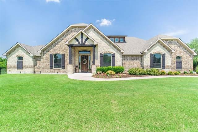 298 Pheasant Hill Drive, McLendon Chisholm, TX 75032 (MLS #14638424) :: The Mitchell Group
