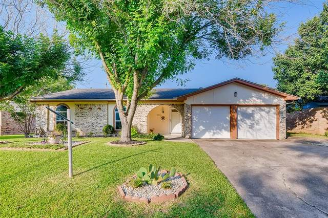 509 Linda Drive, Burleson, TX 76028 (MLS #14638427) :: The Chad Smith Team