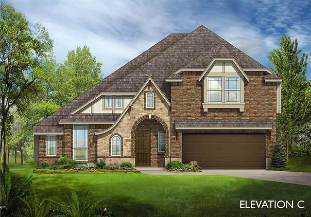 1021 Park Gate Drive, Godley, TX 76044 (MLS #14638429) :: Justin Bassett Realty