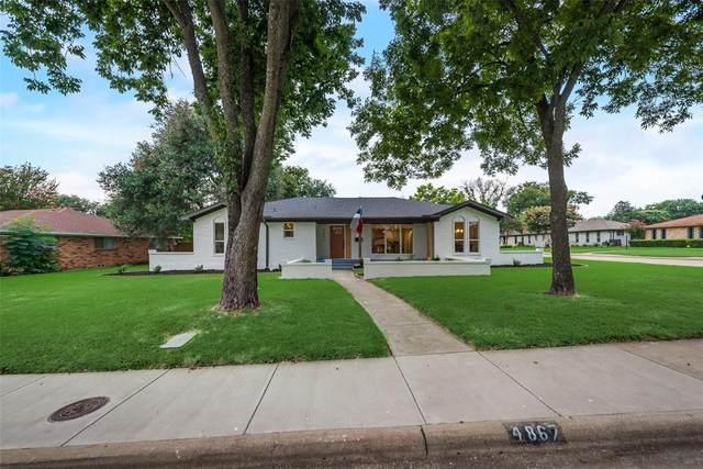 4867 Hazelhurst Lane, Dallas, TX 75227 (MLS #14638444) :: Wood Real Estate Group