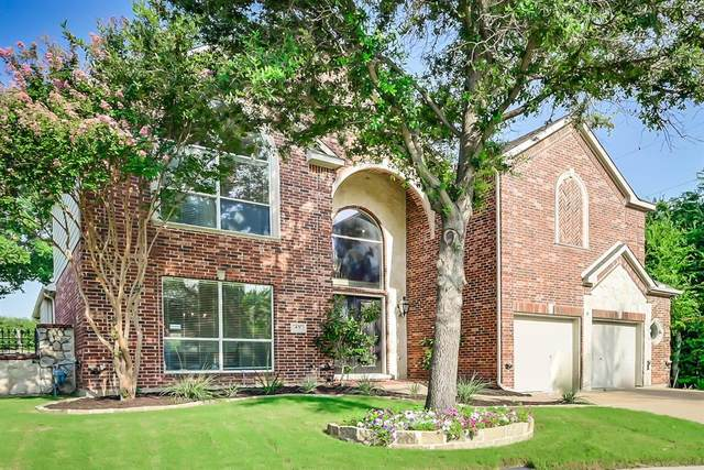 7 Monticello Court, Mansfield, TX 76063 (MLS #14638474) :: The Chad Smith Team