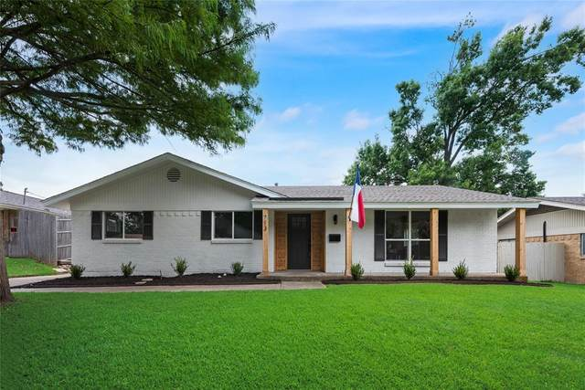 713 Cambridge Drive, Richardson, TX 75080 (MLS #14638487) :: The Mitchell Group