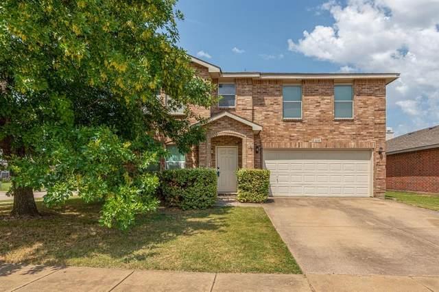 16101 Hollyhill Court, Fort Worth, TX 76247 (MLS #14638498) :: The Mauelshagen Group
