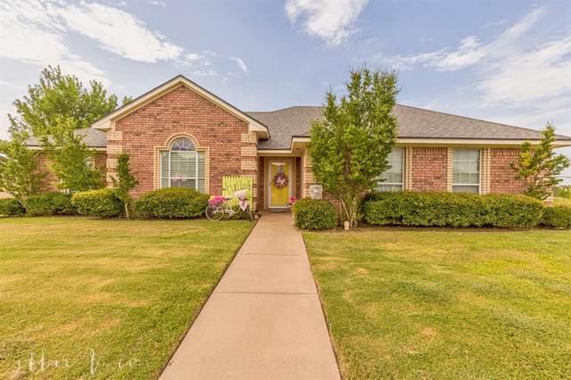 2266 Old Ironsides Road, Abilene, TX 79601 (MLS #14638517) :: ACR- ANN CARR REALTORS®