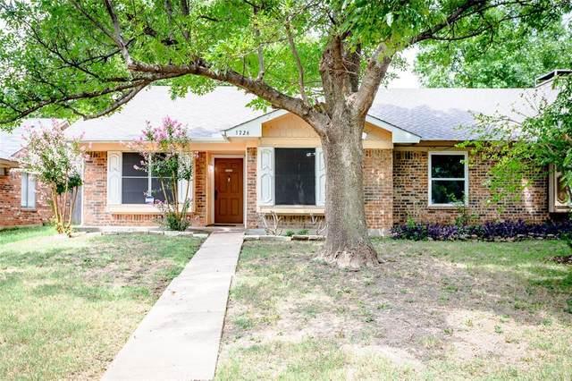 3726 Duck Creek Drive, Garland, TX 75043 (MLS #14638538) :: The Rhodes Team