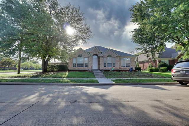 7212 Chardonnay Drive, Frisco, TX 75035 (MLS #14638541) :: Real Estate By Design