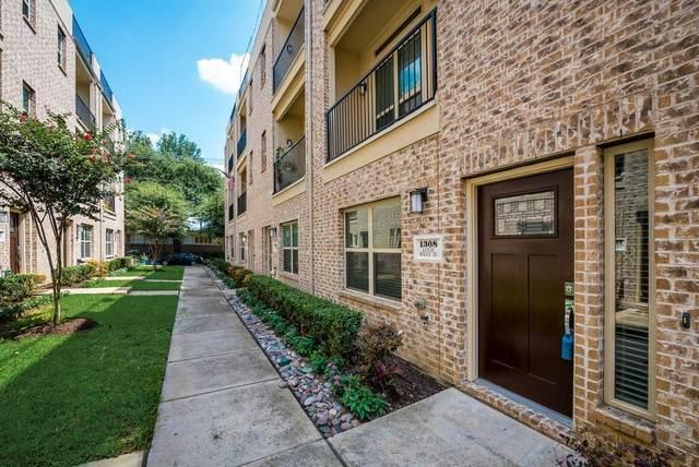 1308 Rancho Mirage Drive, Dallas, TX 75204 (MLS #14638543) :: VIVO Realty