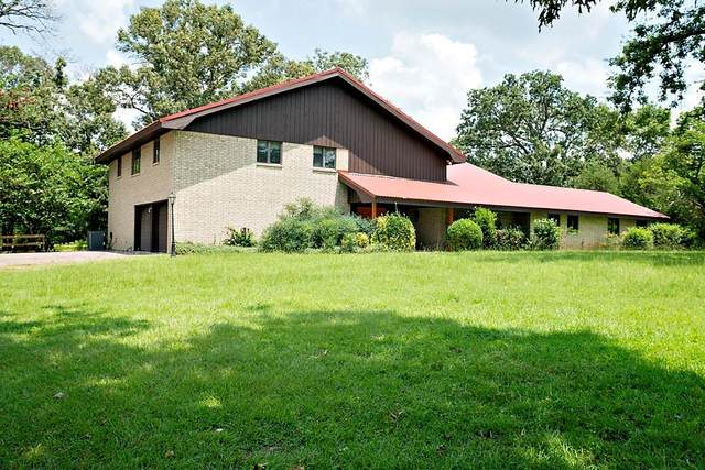 861 County Road 3800, Athens, TX 75752 (MLS #14638548) :: The Mauelshagen Group
