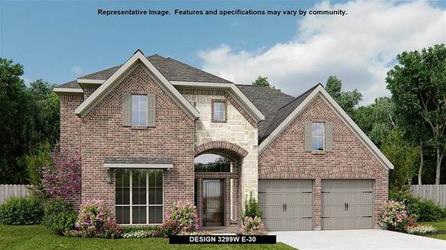 3621 Honeysuckle Lane, Little Elm, TX 75068 (MLS #14638552) :: The Mitchell Group