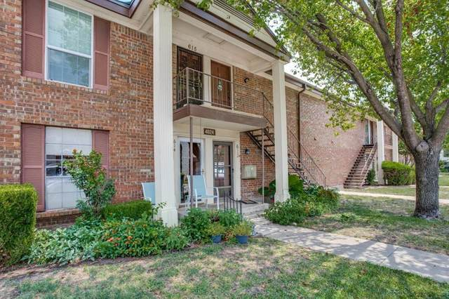4024 Ridglea Country Club Drive #611, Fort Worth, TX 76126 (MLS #14638569) :: The Mitchell Group