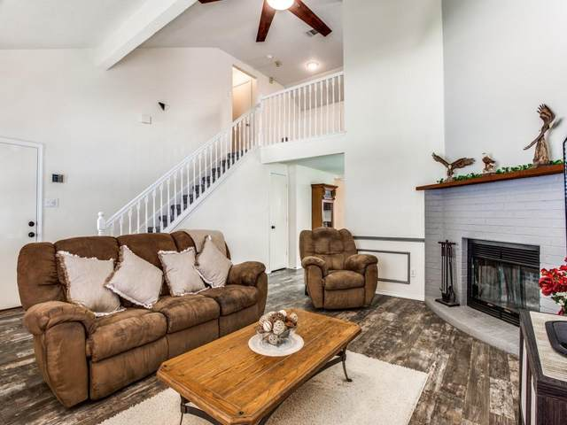 4812 Mill Creek Trail, Fort Worth, TX 76179 (MLS #14638583) :: Real Estate By Design