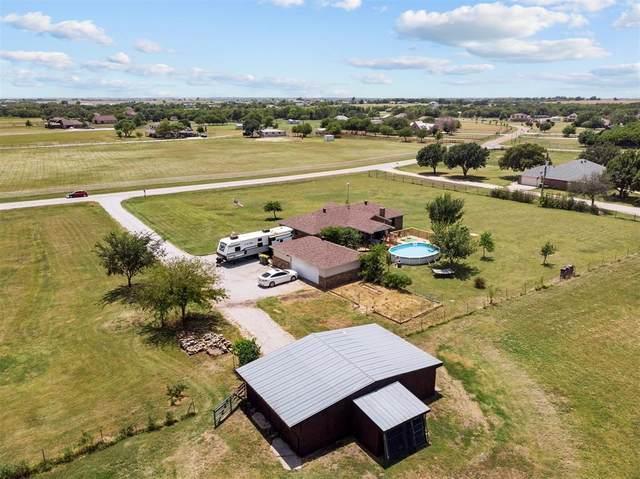 360 Conestoga Trail, Rhome, TX 76078 (MLS #14638586) :: The Chad Smith Team
