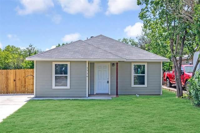 1716 Birdell Street, Fort Worth, TX 76105 (MLS #14638589) :: Real Estate By Design