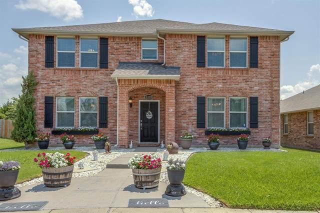3418 Post Oak Drive, Rockwall, TX 75032 (MLS #14638610) :: The Mitchell Group