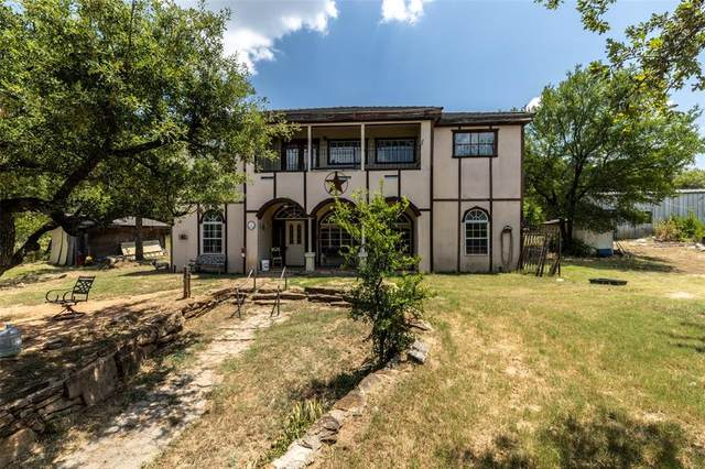 7447 Palo Pinto Highway, Mineral Wells, TX 76067 (MLS #14638623) :: The Chad Smith Team