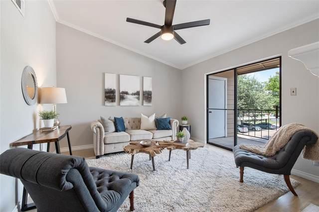 4748 Old Bent Tree Lane #1004, Dallas, TX 75287 (MLS #14638642) :: Wood Real Estate Group