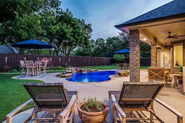 5618 Wedgefield Road, Granbury, TX 76049 (MLS #14638644) :: All Cities USA Realty