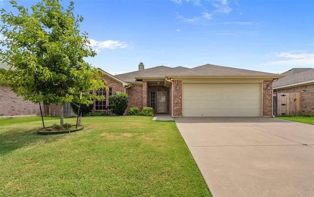 332 Rock Hill Drive, Crowley, TX 76036 (MLS #14638652) :: EXIT Realty Elite