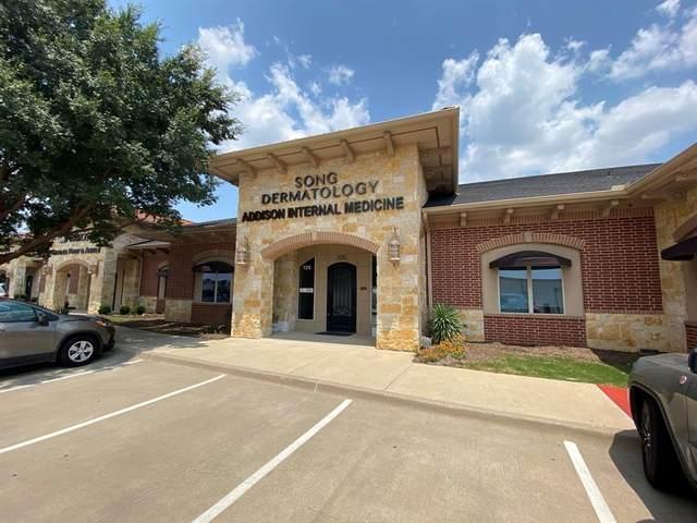 1428 W Hebron Parkway #135, Carrollton, TX 75010 (MLS #14638656) :: KW Commercial Dallas