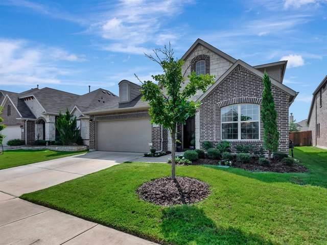 621 Calliopsis Street, Little Elm, TX 75068 (MLS #14638658) :: Real Estate By Design