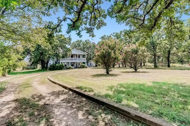 420 E Bethesda Road, Burleson, TX 76028 (MLS #14638666) :: Premier Properties Group of Keller Williams Realty
