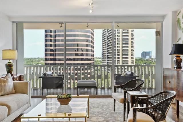 3701 Turtle Creek Boulevard 10D, Dallas, TX 75219 (MLS #14638676) :: Robbins Real Estate Group
