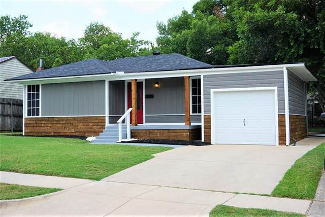 4328 Waits Avenue, Fort Worth, TX 76133 (MLS #14638678) :: Front Real Estate Co.
