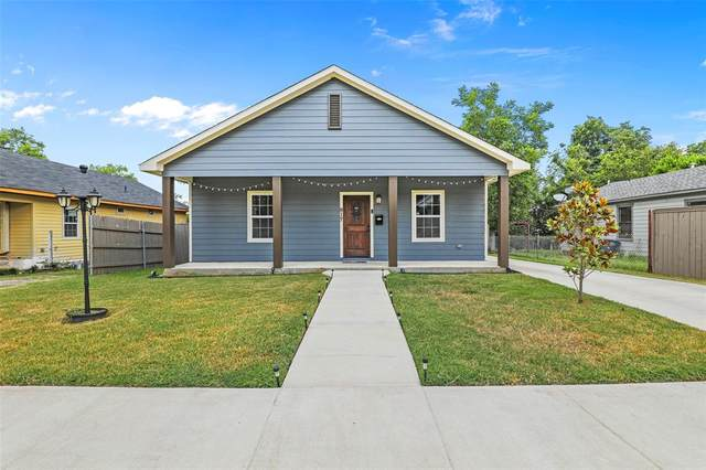 917 E Ramsey Avenue, Fort Worth, TX 76104 (MLS #14638686) :: Front Real Estate Co.