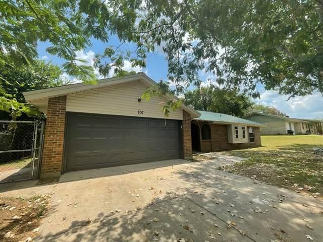 807 Ridgeway Road, Joshua, TX 76058 (MLS #14638698) :: The Chad Smith Team