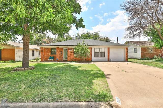 2609 S 41st Street, Abilene, TX 79605 (MLS #14638699) :: The Chad Smith Team