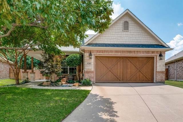 4361 Red Clover Lane, Fort Worth, TX 76036 (MLS #14638701) :: The Rhodes Team