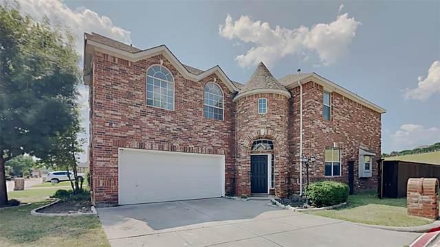 2300 Springmere Drive, Arlington, TX 76012 (MLS #14638704) :: Real Estate By Design