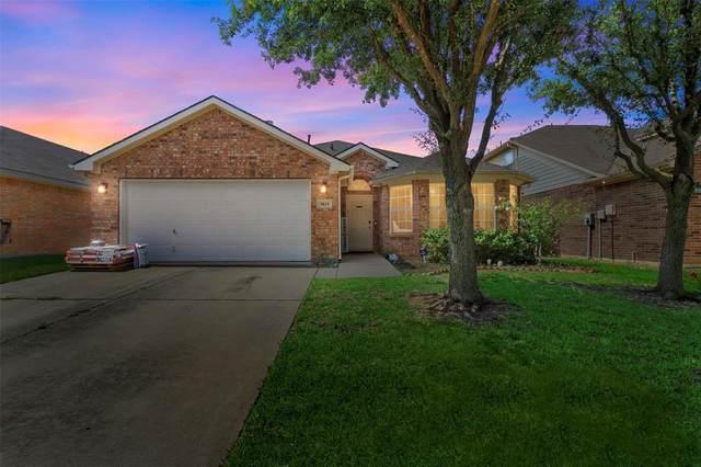 3824 Cedar Falls, Fort Worth, TX 76244 (MLS #14638706) :: Potts Realty Group