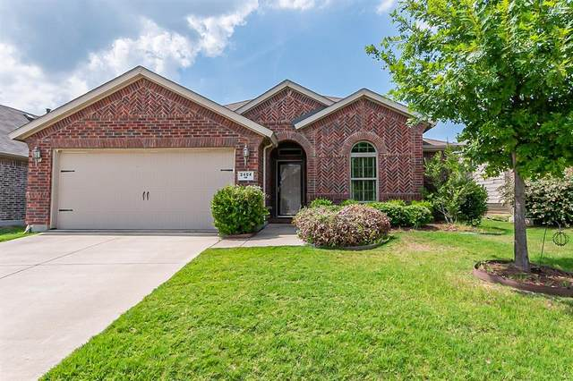 2404 Sun Creek Drive, Little Elm, TX 75068 (MLS #14638715) :: Front Real Estate Co.