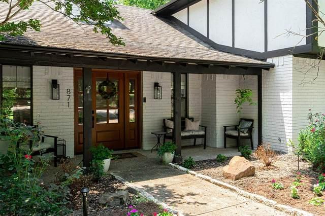 871 Timberwood Lane, Fairview, TX 75069 (MLS #14638723) :: The Mauelshagen Group