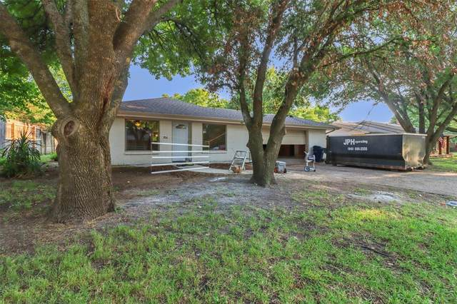 706 W Ash Street, Celina, TX 75009 (MLS #14638732) :: Lisa Birdsong Group | Compass