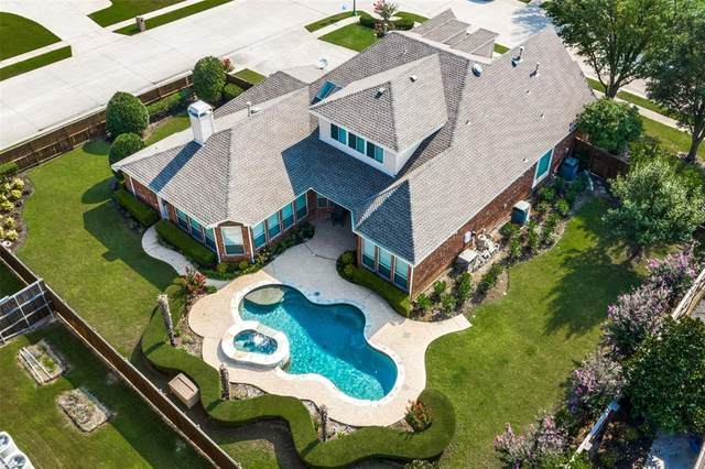 600 Willowview Drive, Prosper, TX 75078 (MLS #14638756) :: Lisa Birdsong Group | Compass