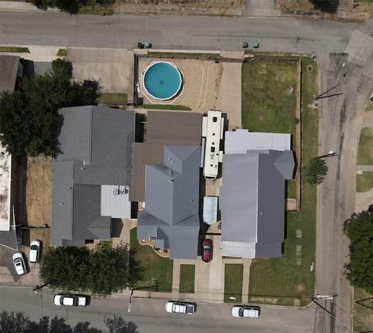 115 W College, Sherman, TX 75490 (MLS #14638760) :: The Hornburg Real Estate Group