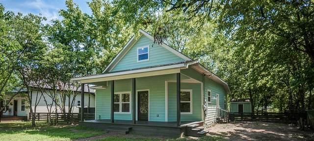 416 S Main Street, Bonham, TX 75418 (MLS #14638764) :: The Chad Smith Team