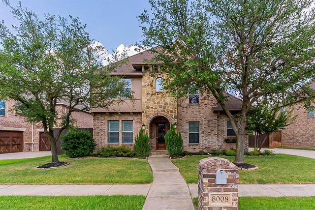 8008 Derby Run Drive, North Richland Hills, TX 76182 (MLS #14638767) :: Real Estate By Design