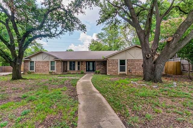 6429 Suncrest Court, North Richland Hills, TX 76180 (MLS #14638777) :: Real Estate By Design