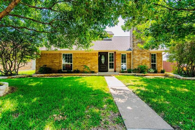 1325 Wildvalley Drive, Lewisville, TX 75067 (MLS #14638788) :: The Russell-Rose Team