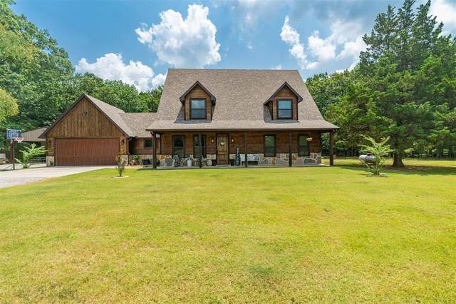 963 County Road 2630, Telephone, TX 75488 (MLS #14638805) :: Real Estate By Design