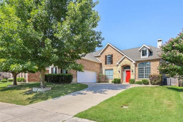 304 Granite Falls Drive, Keller, TX 76248 (#14638815) :: Homes By Lainie Real Estate Group