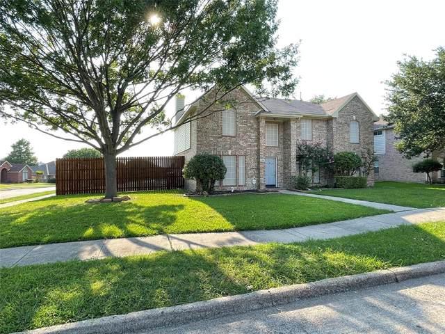 6301 Waterview Drive, Rowlett, TX 75089 (MLS #14638824) :: The Mauelshagen Group