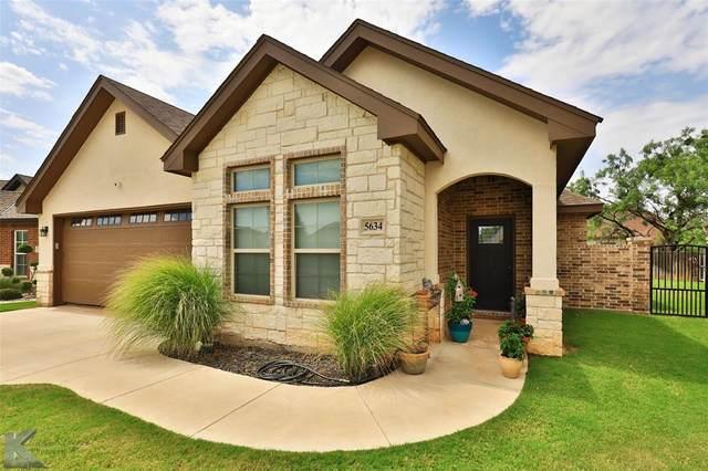 5634 Legacy Drive, Abilene, TX 79606 (MLS #14638840) :: ACR- ANN CARR REALTORS®