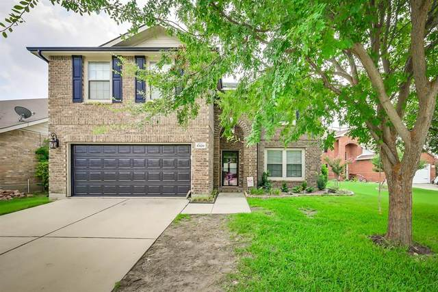 4408 Grassy Glen Drive, Fort Worth, TX 76244 (MLS #14638841) :: The Mitchell Group