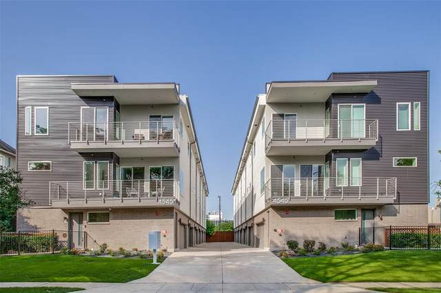 4545 Bowser Avenue #101, Dallas, TX 75219 (MLS #14638848) :: Potts Realty Group